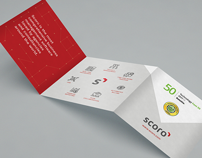 Scoro Overview Brochure