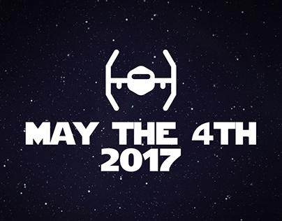 Social Media - Star Wars Day