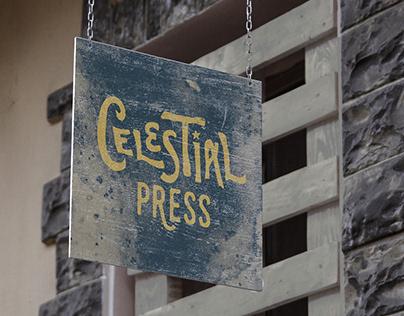 Celestial Press Branding