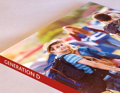 CDA Generation D Guidebook redesign