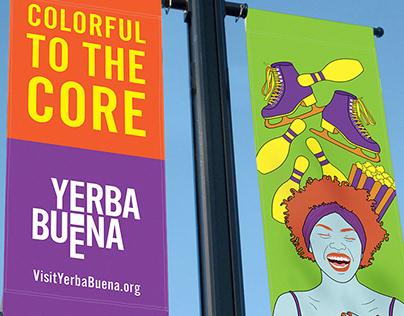 Yerba Buena Road Banners