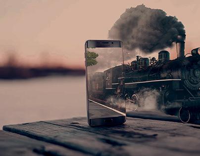 MANIPULATION (TRAIN - PHONE)