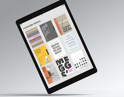 eBook UI