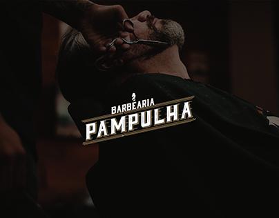 Revitalização de Marca | Barbearia Pampulha