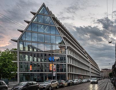 Feltrinelli Building, Milan