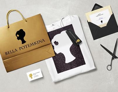 Дизайн упаковки для сети магазинов бредовой одежды Bell
