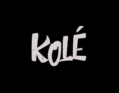 Identidade Visual | Kolé - Sacolé Artesanal