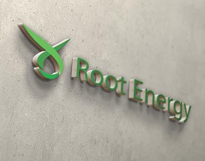 Root Energy Branding (Root Energy 品牌形象)