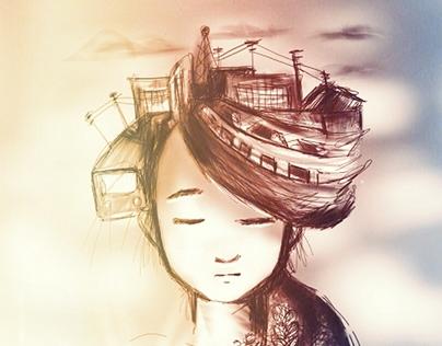 """Manila on my head, Baguio in my heart"""