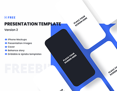 App Presentation Template - V2