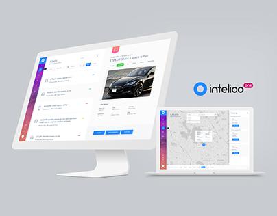 Intelico UX/UI Design