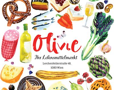Olivье grocery store (Vienna)
