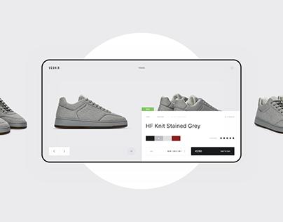 Veonix - Online store