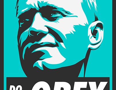 Vector Art - Navalny