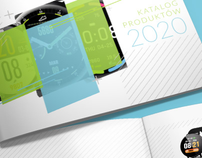 Brochure / Catalog A4 horizontal
