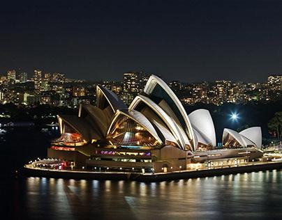 Tour to Australia