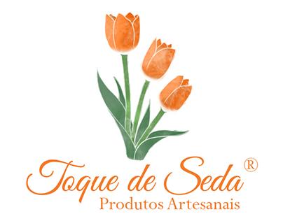Toque de Seda - Logo