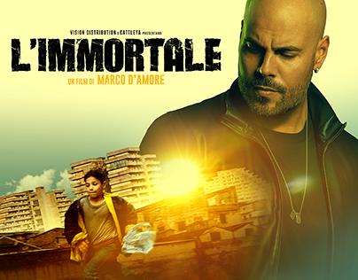 L'immortale - Key Art