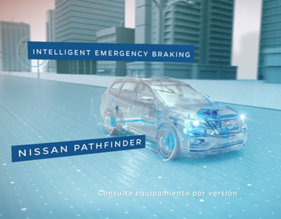Discovery Channel - Nissan Pathfinder