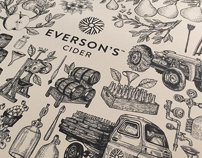 Everson's Cider
