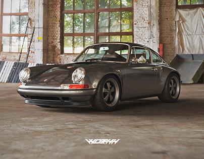 Porsche 911 Singer (FULL CGI)