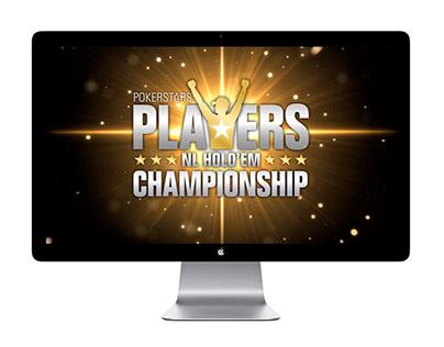 Pokerstars logo animation