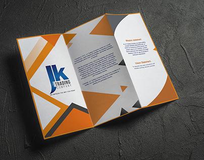 Try-fold Brochure Design