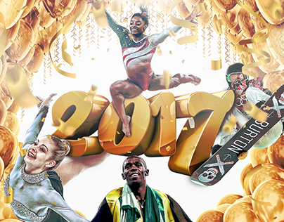 NBC End of Year Social Graphics