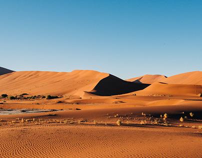 Namibian Gold