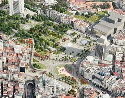 Dissolving Taksim
