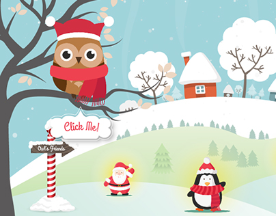 """Owl's Wonderland"" Game-application"