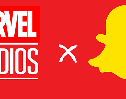 Marvel X Snapchat