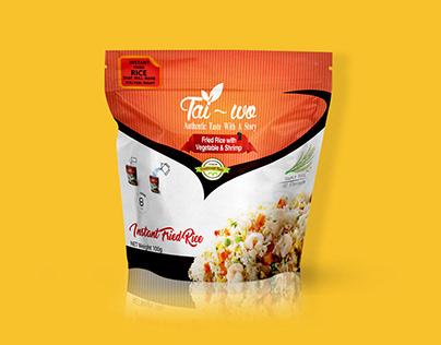 Taiwa Food Package Design