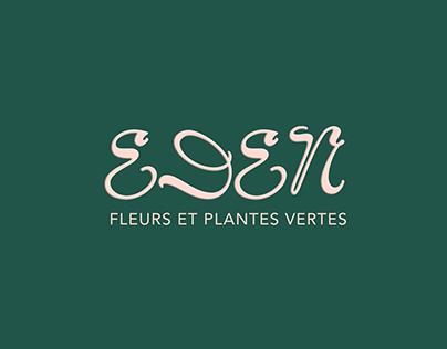EDEN - Fleurs et plantes vertes