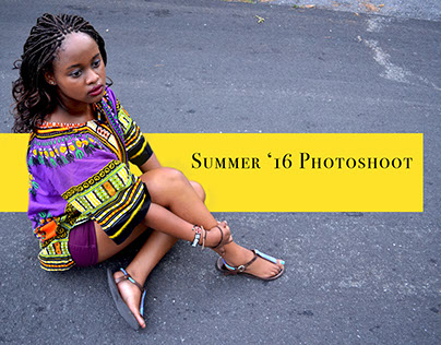 Summer Photoshoot
