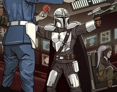 The Mandalorian Episode 6: The Prisoner - Star Wars