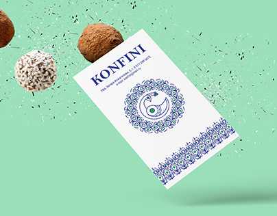 Konfini. Manufacturer of chocolates