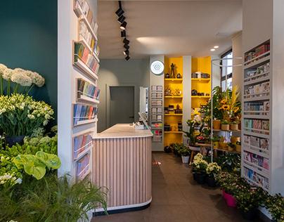 Descaplant magasin de fleurs