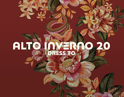 Dress To | Alto Inverno 2020