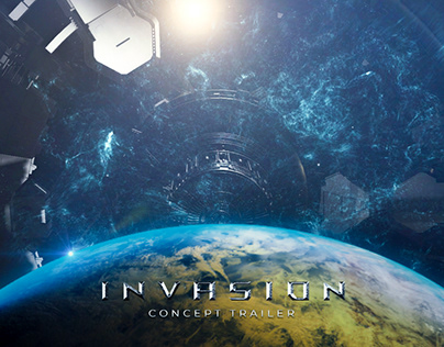 Invasion VFX Video