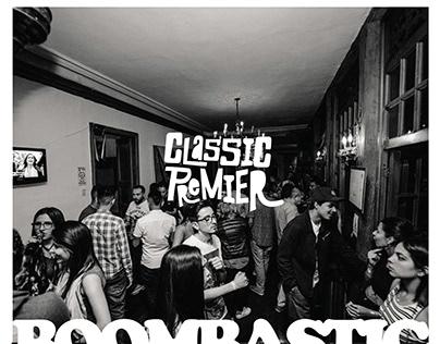 """Boombastic """"Música & pasión"""""""