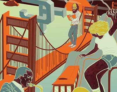 Condé Nast Traveler: San Francisco