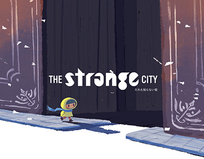 The Strange City | Art Book of Amelicart 2020
