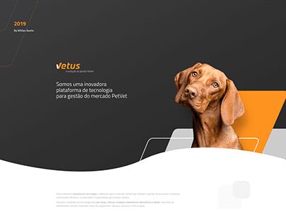 Vetus - Redesign
