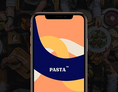 Pasta - Food Delivery app UI Kit