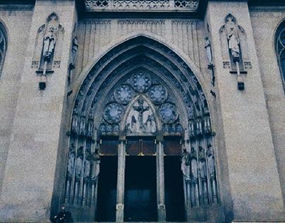 Detalhes da Catedral da Sé