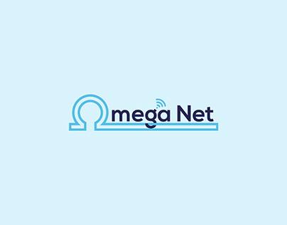 Omega Net | Logo Design