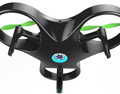 Light Array Drone