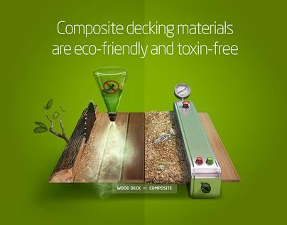 Five facts: Wood vs. Composite