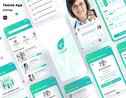 Tabaieb App Design